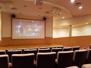 キリン工場見学映像ホール